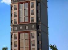 لراغبى الفخامة والتميز شقة 111م بأول الطريق الدائرى من المالك بأسيوط.