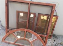 نافذة المنيوم