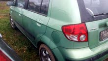 Used condition Hyundai Getz 2004 with  km mileage