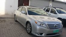 Used condition Toyota Avalon 2011 with 1 - 9,999 km mileage