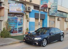 BMW 550 car for sale 2012 in Benghazi city