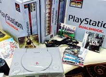 New Playstation 1 device with add ons for sale today