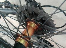 دراجة هوائية ياباني السعر 150قفل  07715142252