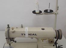 ماكينة خياطة للبيع مستعملة السعر 1000 للتواصل 00925117814