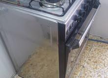 طباخ مستعمل نظيف للبيع شغال مابي شي