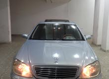 Automatic Blue Mercedes Benz 2001 for sale