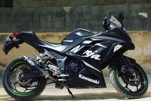 Kawasaki ninja 300 abs