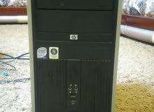 جهاز اتش بي dc7900 مع 4 قيقا رام واللوحة الأم جديدة للبيع.