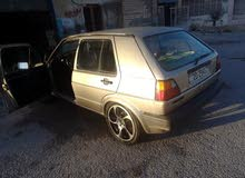 1986 Used Golf with Manual transmission is available for sale