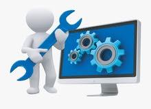 صيانة الكمبيوتر واللابتوب PC & labtop maintenance