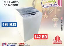 Frego Washing Machine Full Automatic 16 kg