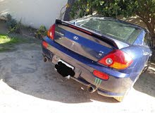 Used condition Hyundai Tuscani 2004 with 10,000 - 19,999 km mileage