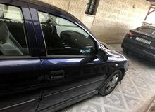 Automatic Opel Astra 2001