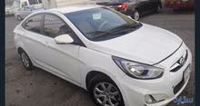 Hyundai Accent 2012 for sale in Benghazi