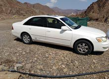 Toyota Avalon 2000 For sale - White color