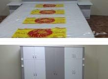 غرف نوم وطني جديده 6قطع ألوان مختلفه السعر 1800ريال