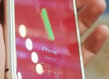 ايفون8 نضيف 100 بالميه اخو الجديد مستعمل شهرين تقريبا
