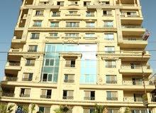 شقة للإيجار بموقع متميز وراقى بمصر الجديدة للشركات والمراكز الكبرى