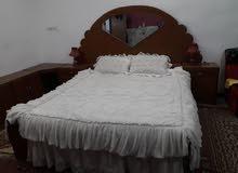 غرفة نوم صاج داخل وخارج تكمه