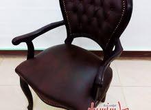 كرسي خشب زان عالي الجودة