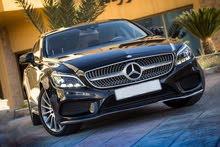 Mercedes Benz CLS 350 2012 For sale - Black color