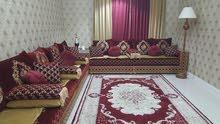 للبيع غرفة نوم كاملة ومجلس مغربي أثاث راااأقي جدا