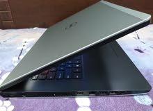 للبيع لابتوب dell كور i5 الجيل الخامس مستعمل وبحالة ممتازة ..
