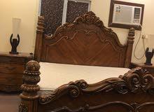 غرفة نوم 8 قطع للبيع