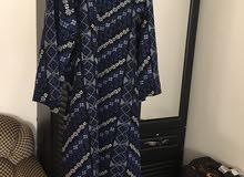 ثوب مطرز كمبيوتر