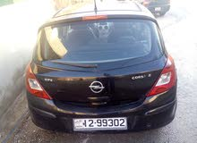 Automatic Black Opel 2008 for sale