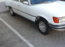 Mercedes Benz S 280 1980 in Abu Dhabi - Used