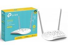 Modem Router -ADSL tplink راوتر adsl يعمل مع سوداتل بكيبل الهاتف الثابت