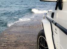km mileage Mercedes Benz G 500 for sale