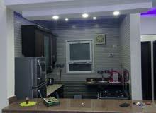 شقة لقطة  مفروش ميدان لبنان فرش نظيف جدا
