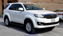 2015 model Toyota FORTUNER Low mileage for sale