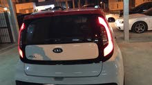 Gasoline Fuel/Power   Kia Soal 2018