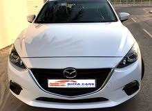 Mazda 3 , 2016 Model, 1.6 Engine, Key less entry with Push Button Start