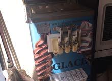 machine ice gream