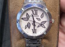 ساعة كونكورد نسائية مع الماس