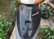 Suzuki motorbike available in Baghdad