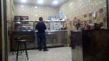 مطعم حمص وفلافل للبيع شارع 26الزرقاء الجديده