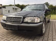 For sale 2000 Black C 280