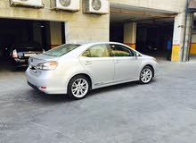 Lexus HS car for sale 2010 in Amman city