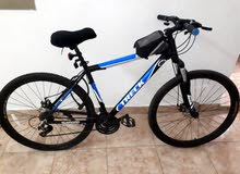 bike very clean in good condition