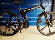 دراجات رياضية قابلة للطي قياس 26