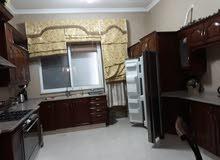 شقة طابقيه ارضيه 385م في اجمل موقع في  ضاحيه الرشيد للبيع