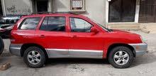1 - 9,999 km Hyundai Santa Fe 2005 for sale
