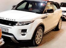 Range Rover evoque dynamique 2013