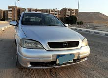 Opel Astra in Cairo