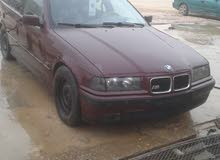 BMW 328 Used in Benghazi